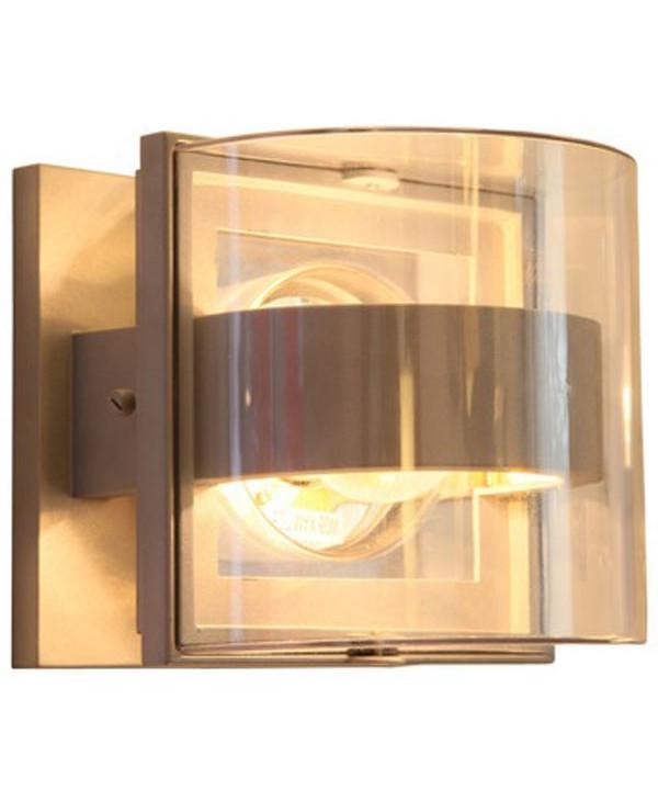 Delta Mini Væglampe Alu - NORD