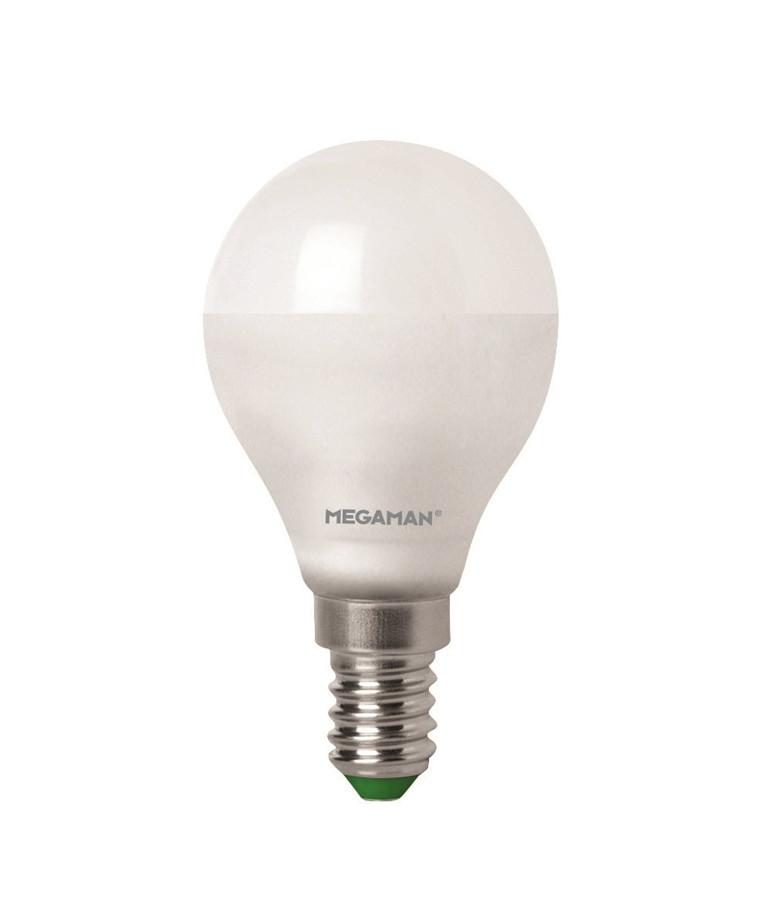 Pære LED 5,5W Classic Krone E14 - Megaman