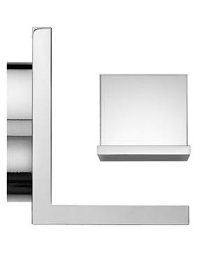 Hide S Hvid LED Væglampe - Flos