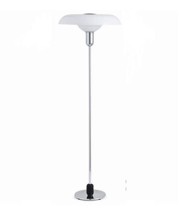 RA 400 F Gulvlampe Opal Glas - Piet Hein