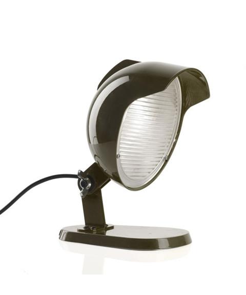DUII Mini Væglampe/Bordlampe Grå - Diesel