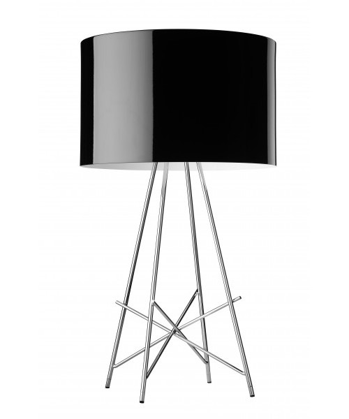Ray Bordlampe Sort - Flos