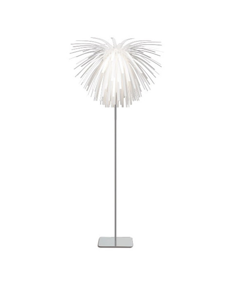 SnowFlower Gulvlampe White - ShapingYourDay