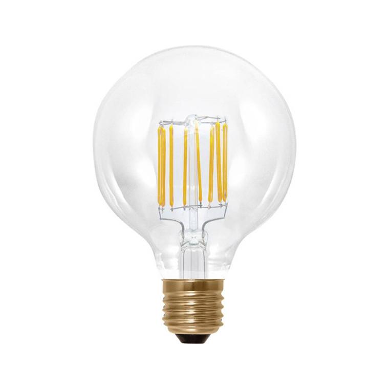 Pære LED 6W (600lm) Globe Dæmpbar E27 - Segula
