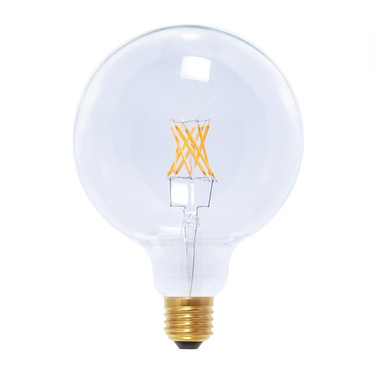 Pære LED 8W (620lm) Globe Dæmpbar E27 - Segula