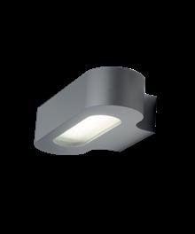 Talo 21 Væglampe Sølvgrå - Artemide