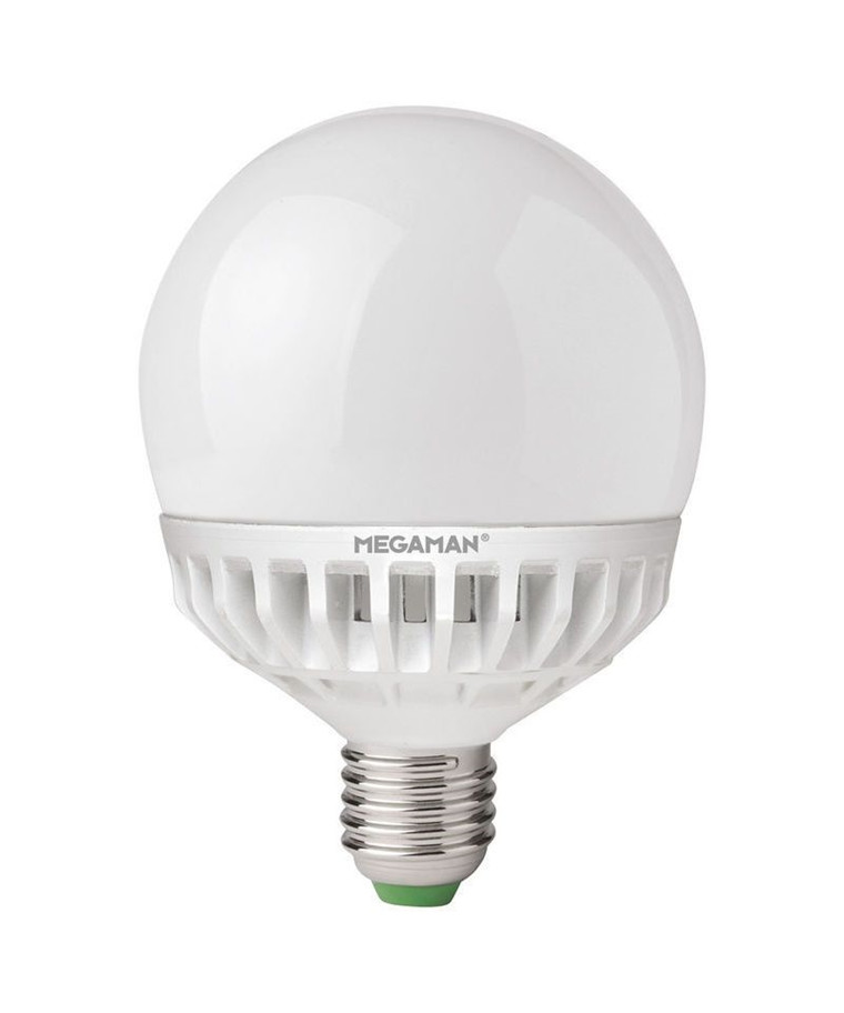 Pære LED 14W (810 lm) Globe Ø92 E27 Dæmpbar - Megaman