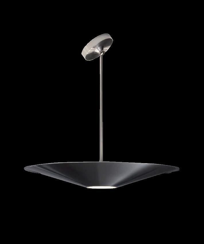 Uplight Væglampe/Loftlampe - Pandul