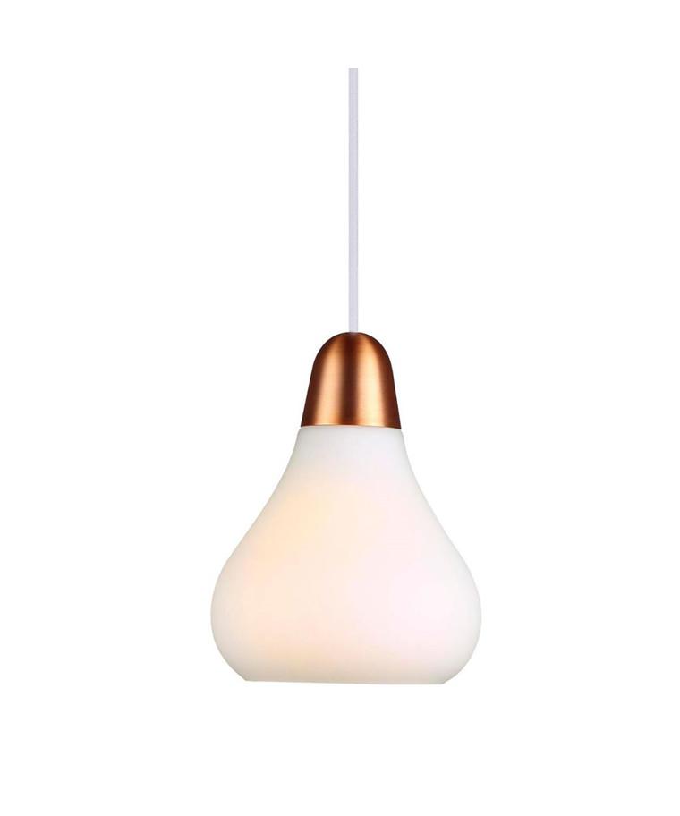 Bloom 16 Pendel Lampe Kobber - Nordlux