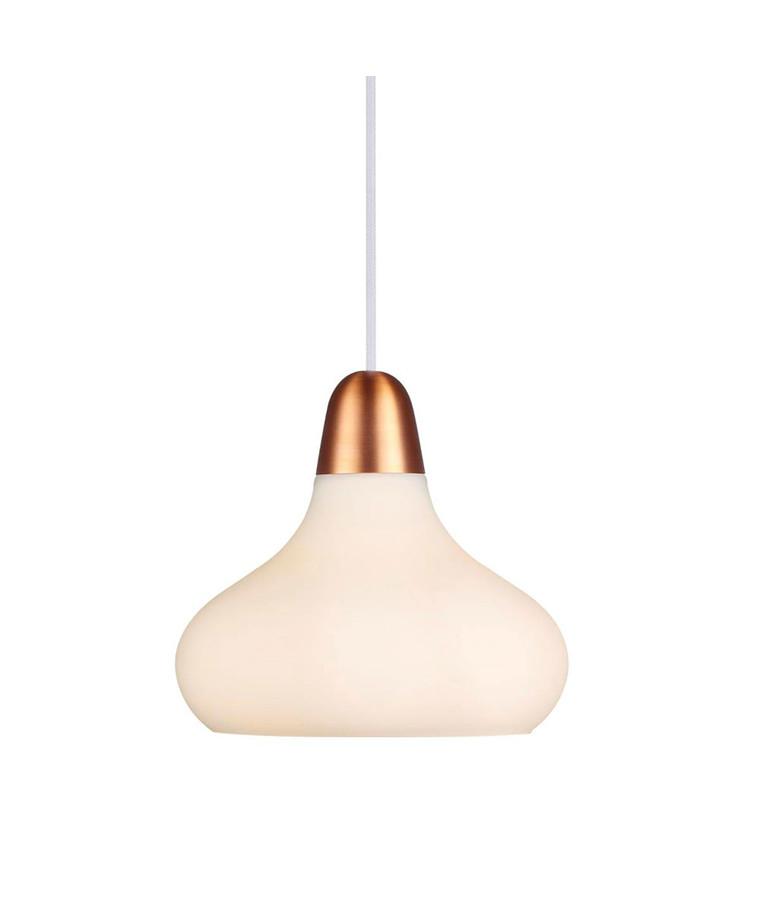 Bloom 21 Pendel Lampe Kobber - Nordlux