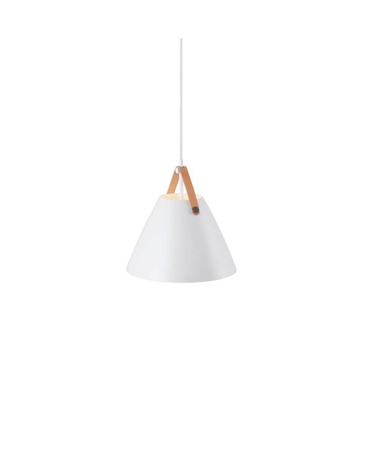 Strap 27 Pendel Lampe - Hvid - Nordlux