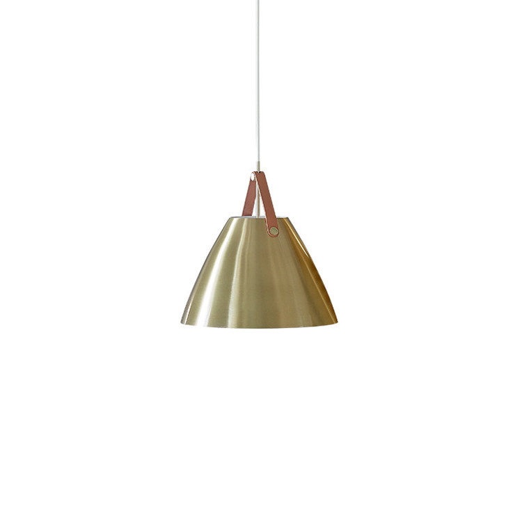 Strap 27 Pendel Lampe Messing - Nordlux