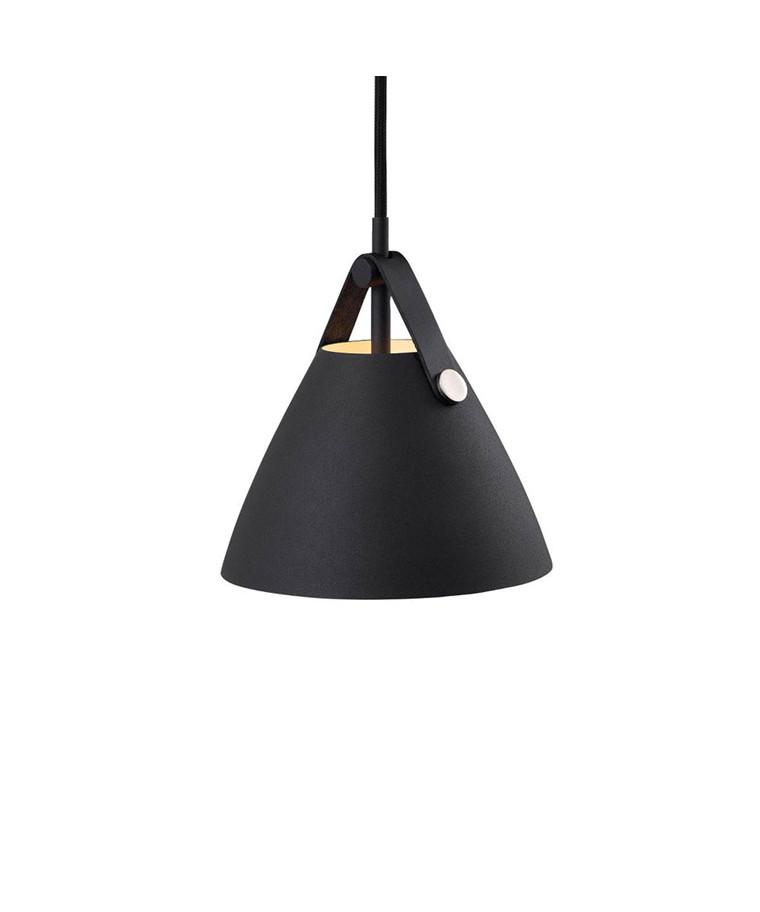 Strap 16 Pendel Lampe Sort - Nordlux