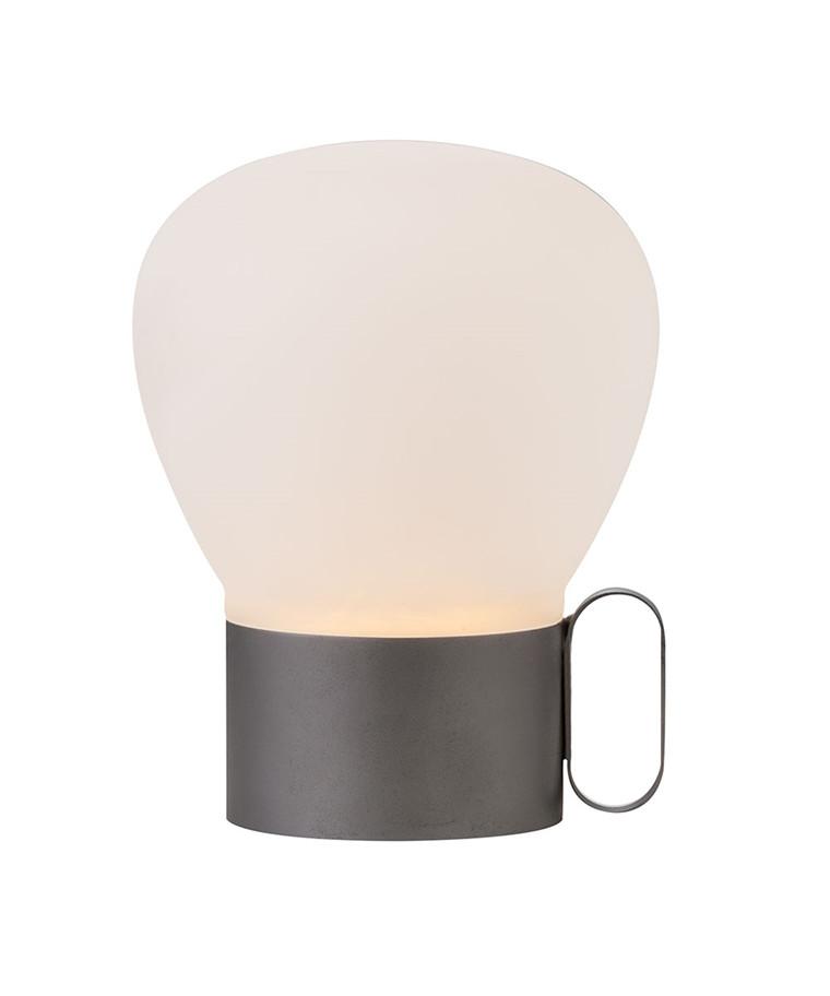 Nuru Bordlampe Grå - Nordlux