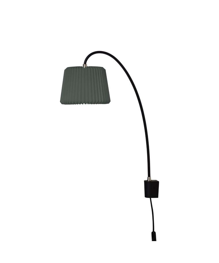 Snowdrop 220 Væglampe Anthracite Grey - Le Klint