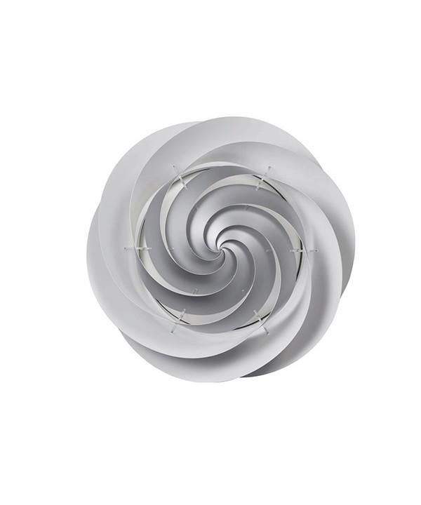 Swirl Væglampe/Loftlampe Ø60 Sølv - Le Klint