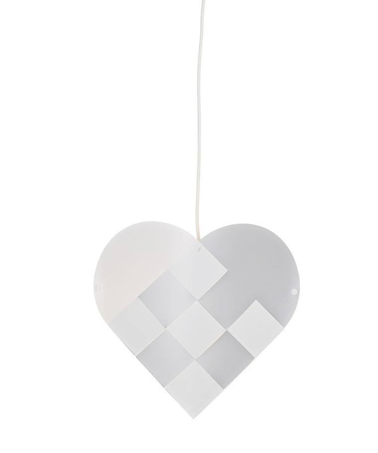 Le Klint Hjerte Small Sølv - Le Klint