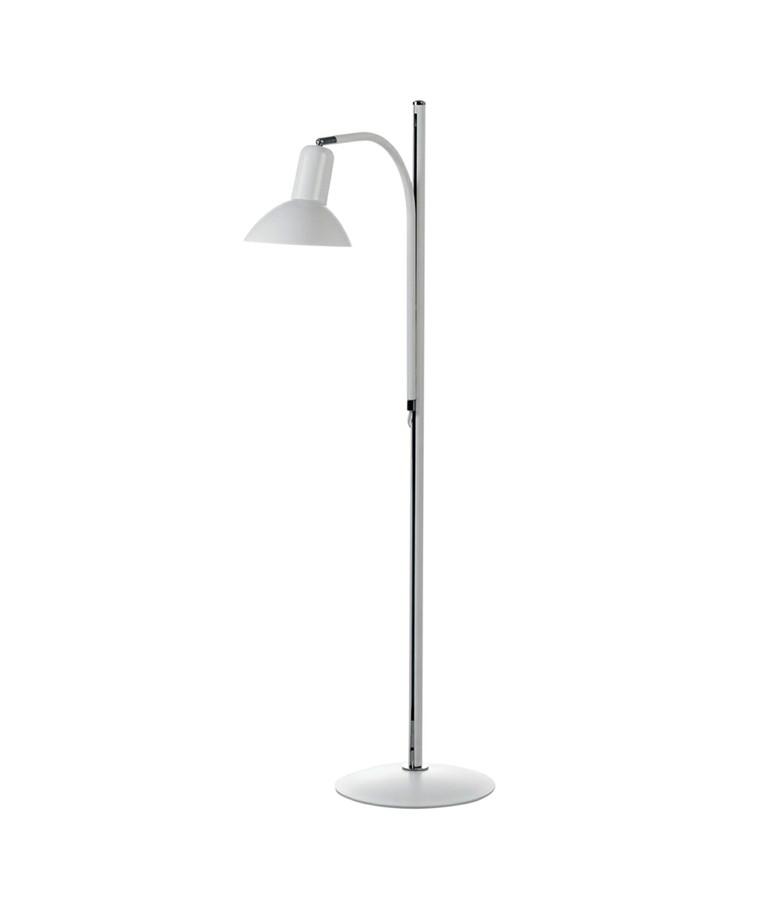 Legend Gulvlampe Hvid - El-light