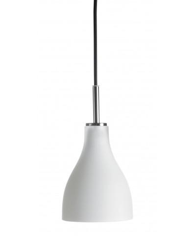 Ferula Ø12 Pendel Opal M/Klar Ledning - El-Light