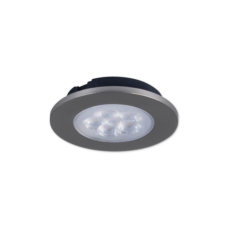 LD4500 LED 2,6W Downlight Stål - Raxon