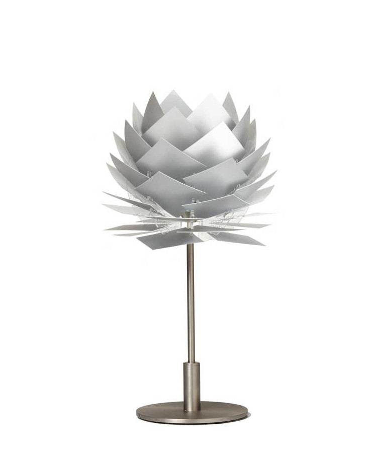 PineApple XS Bordlampe 12V Alu Look - DybergLarsen