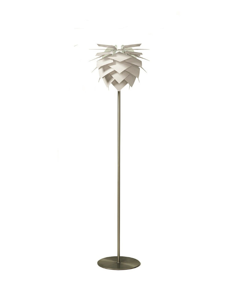 PineApple Small Gulvlampe Hvid - DybergLarsen