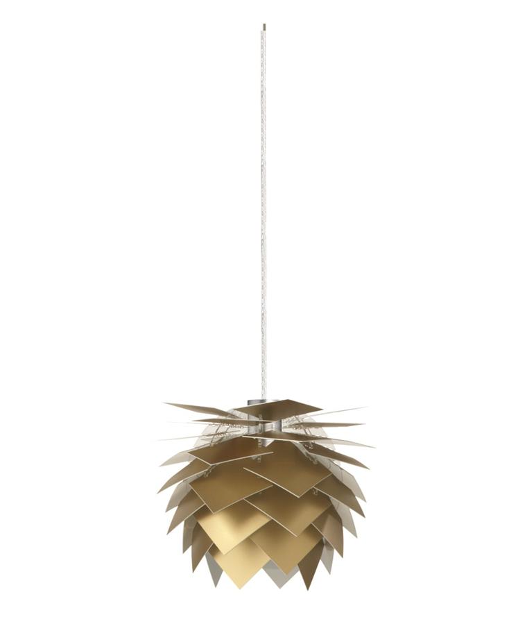 PineApple XS Pendel 12V Guld Look - DybergLarsen