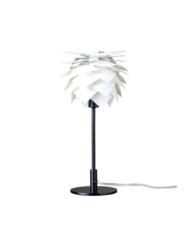 PineApple XS Bordlampe Hvid/Sort - DybergLarsen