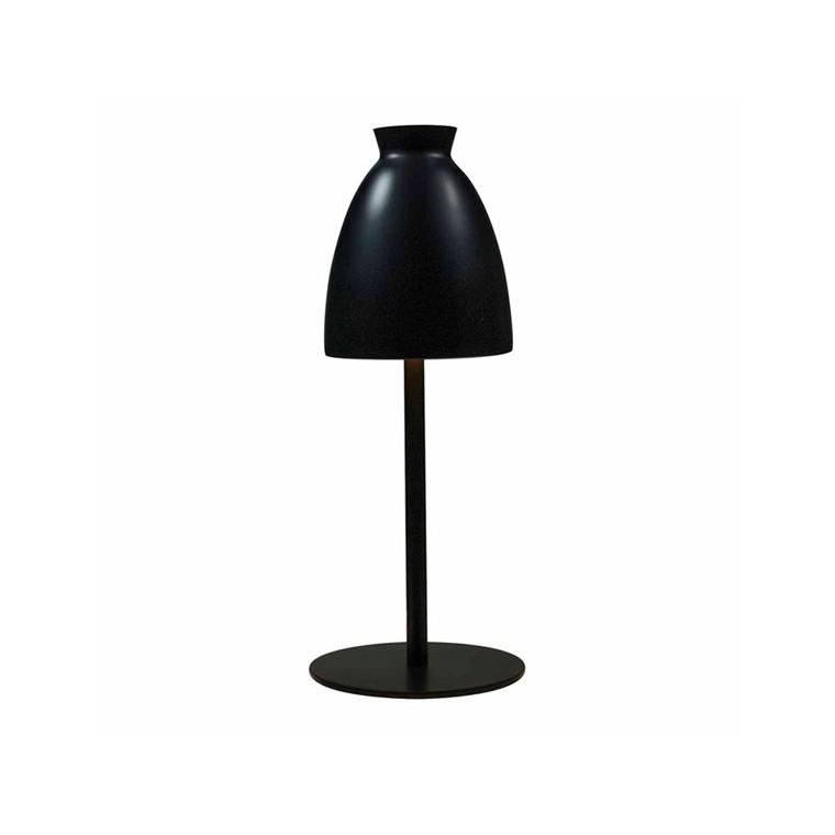 Milano Bordlampe Sort - DybergLarsen