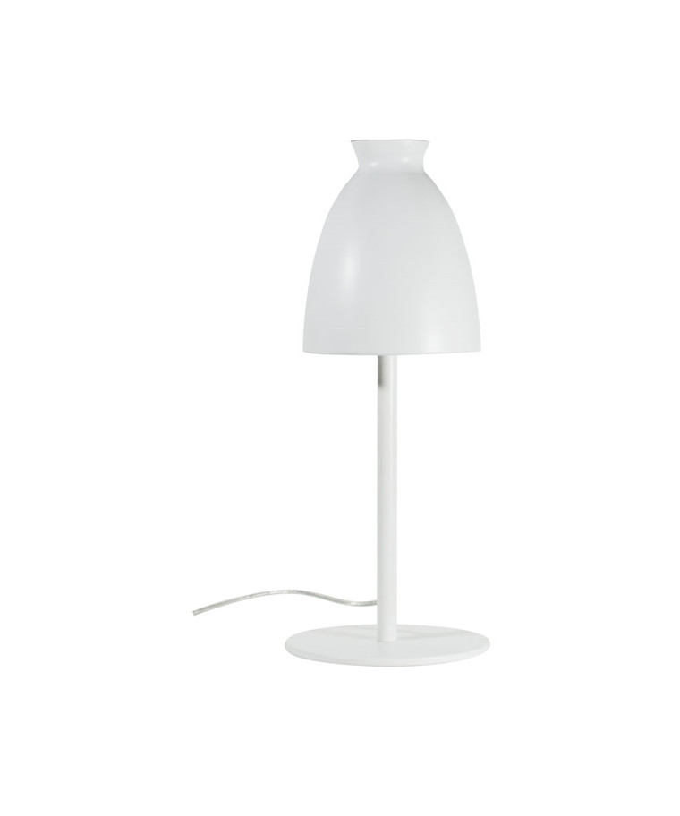Milano Bordlampe Hvid - DybergLarsen