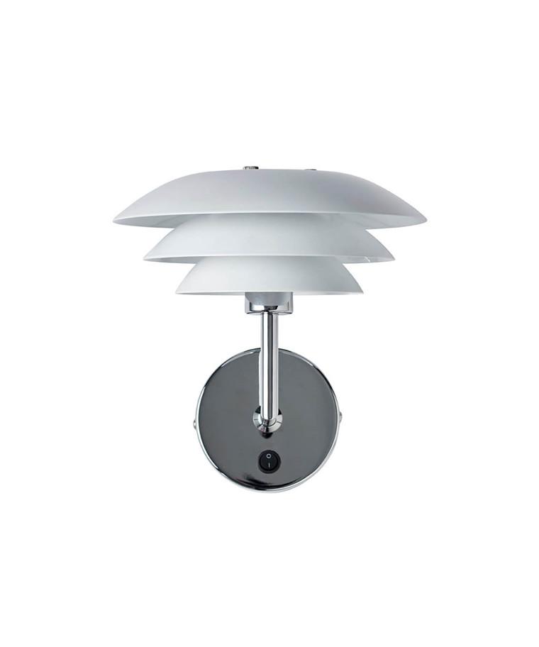 DL20 Væglampe Hvid - DybergLarsen