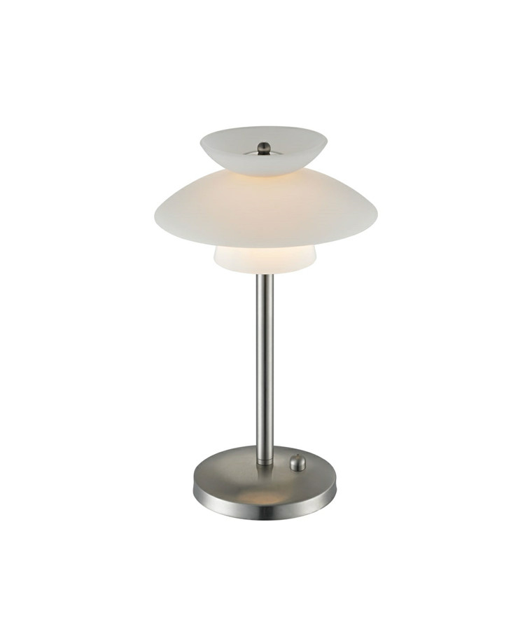 Midi Dallas Bordlampe m/Dæmper - Halo Tech
