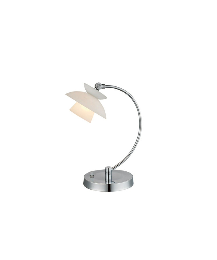 Mini Dallas Style Bordlampe m/Dæmper - Halo Design