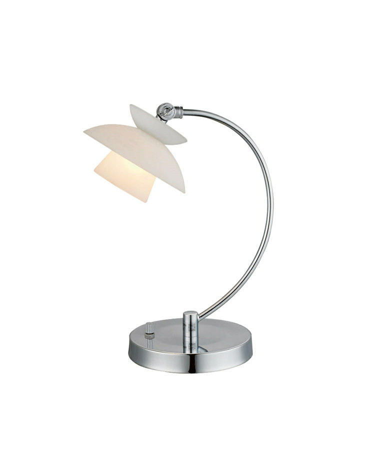 Dallas Style Bordlampe m/Dæmper - Halo Design