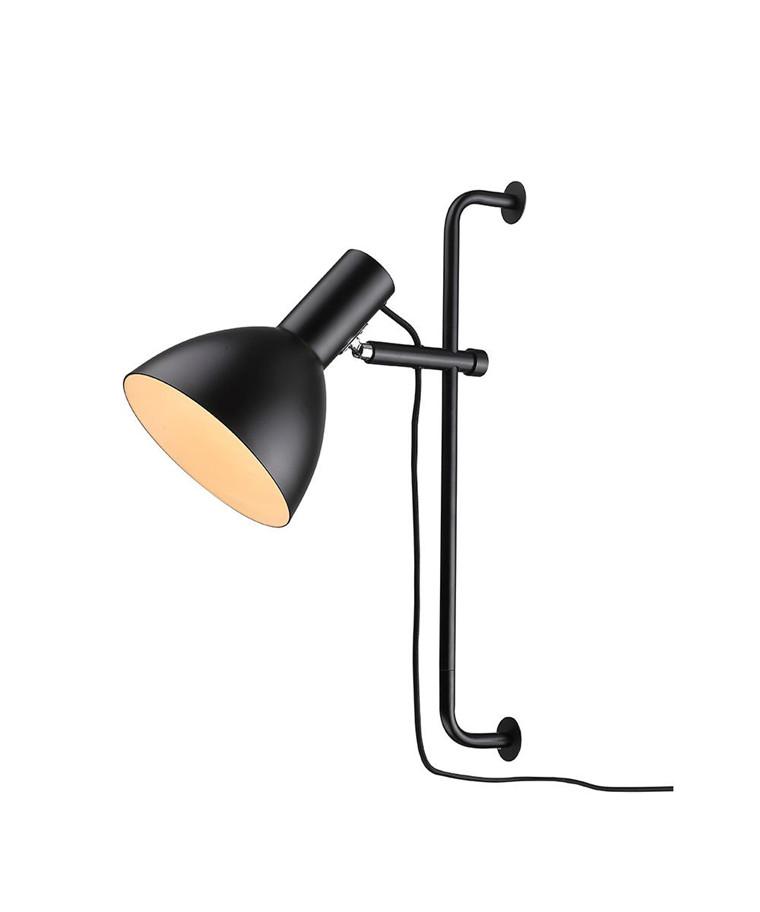 Baltimore Væglampe Sort - Halo Design