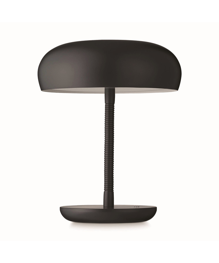 Bend Bend Bordlampe Mørk Grå - Watt A Lamp