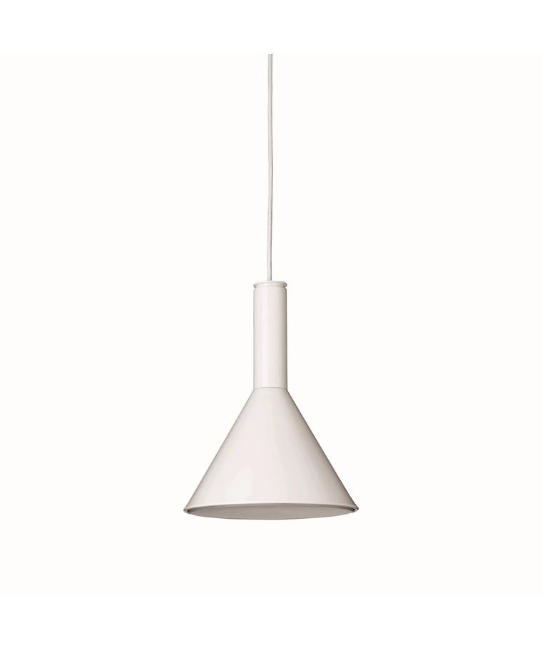 Megaphone Pendel Hvid - Watt A Lamp