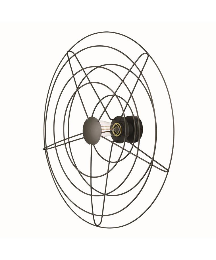 Radio Væglampe Ø70 - Watt A Lamp