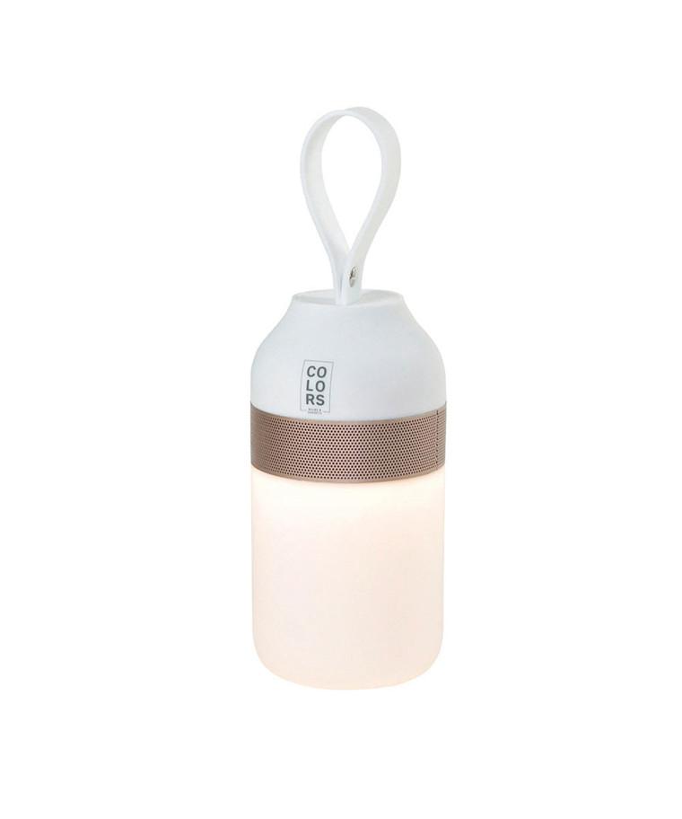 The Mini Højtalere Hvid-Kobber - Colors