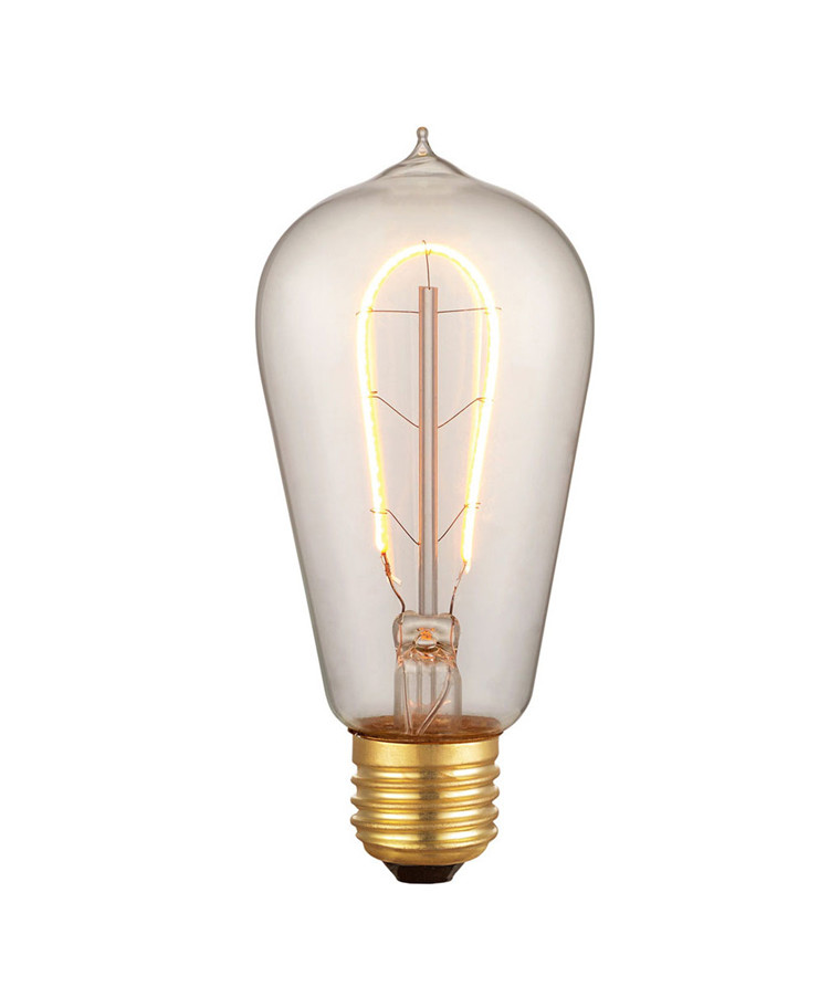 Pære LED Edison 2W 130 lm E27 - Halo Design