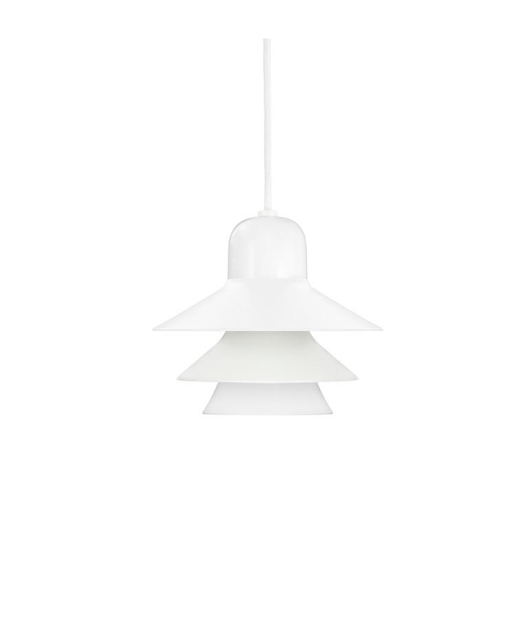 Ikono Pendel Small Hvid - Normann