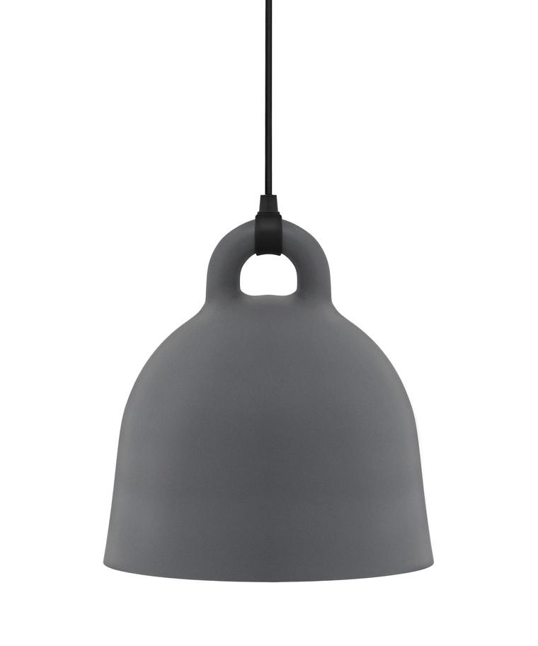 Bell Pendel Medium Grå - Normann