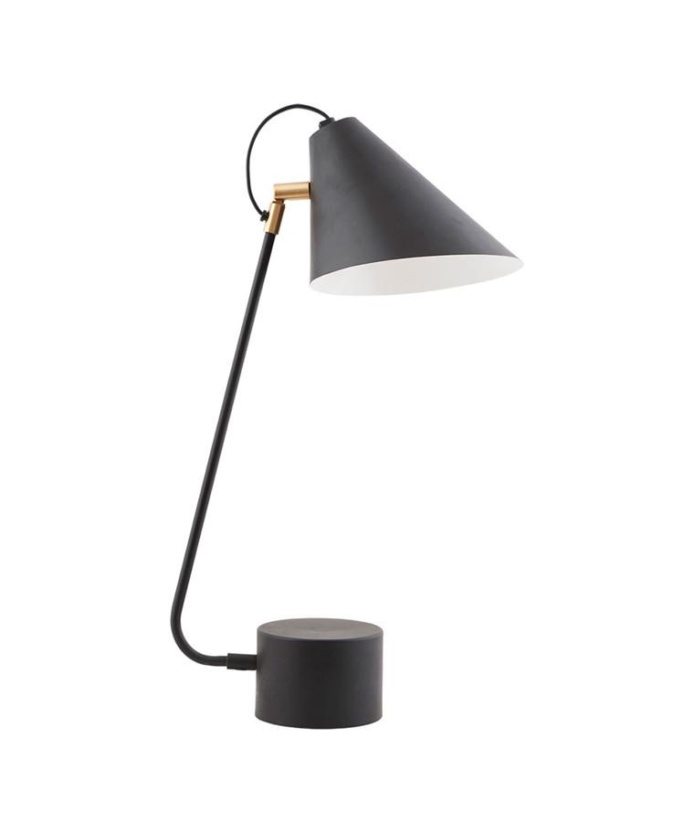 Club Bordlampe H54cm Sort - House Doctor