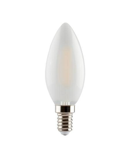 Pære LED 3W Kerte E14 - e3light