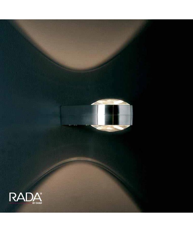 Signific Væglampe Krom - RADA