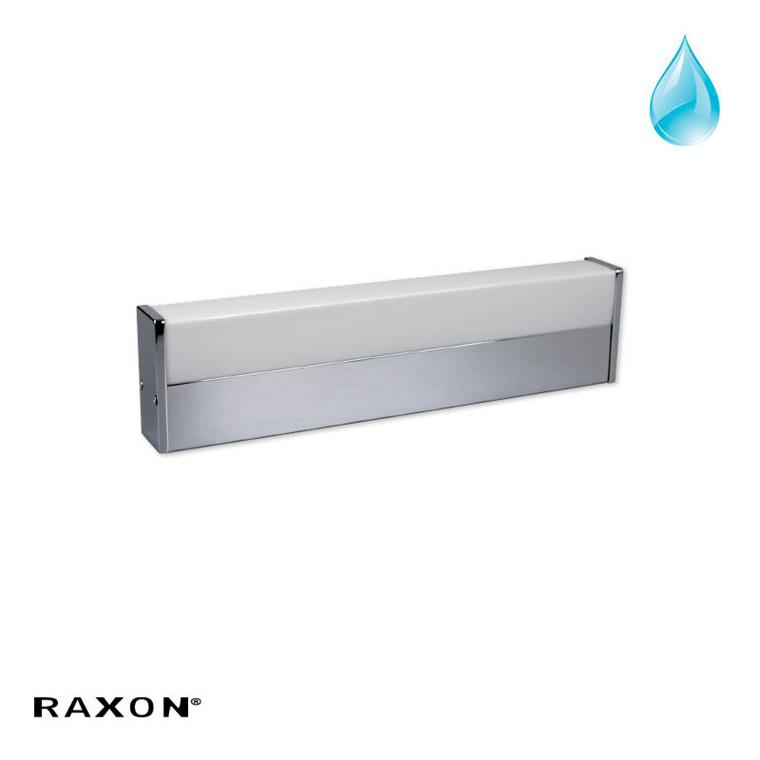 Calypso 8W Ip44 Væglampe Krom - Raxon