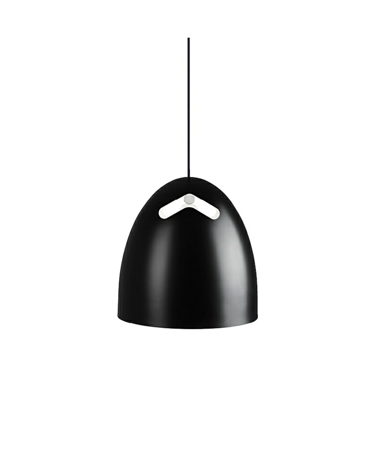 Bell+ 30 Pendel Sort - Darø