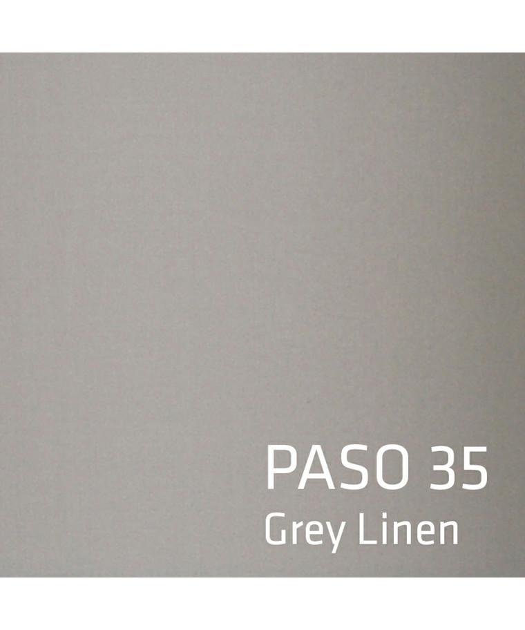 Tekstil Skærm til Paso 35 Grå - Darø