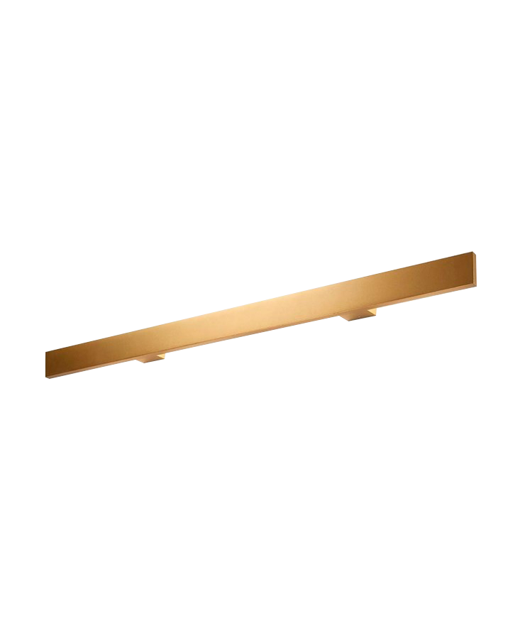 Stick 120 LED Væglampe Guld - LIGHT-POINT