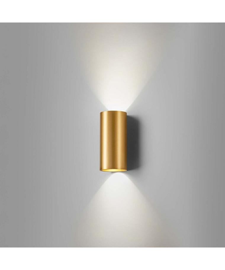 Zero W1 LED Væglampe Guld - LIGHT-POINT